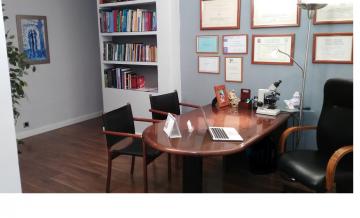 Consulta Dr. Cubillo